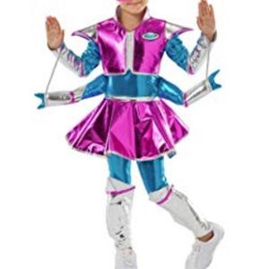 Teetot & Co. Alien Costume
